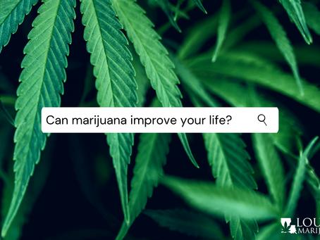 How Marijuana Can Improve Your Life: A Study Review