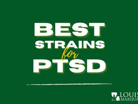 Top Marijuana Strains For Treating PTSD