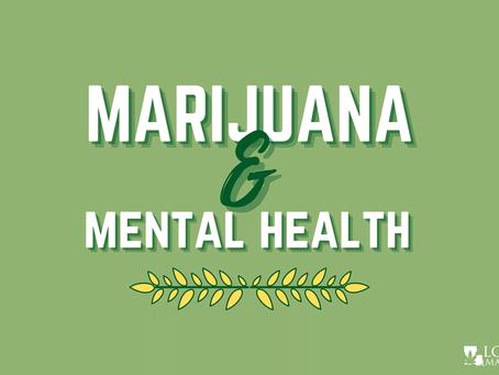 A Fine Line: Does Medical Marijuana Help or Hurt Mental Health?
