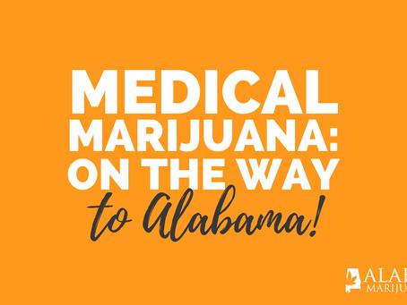 Medical Marijuana On The Way To Alabama