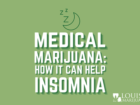 Having Trouble Sleeping? Medical Marijuana Can Help!