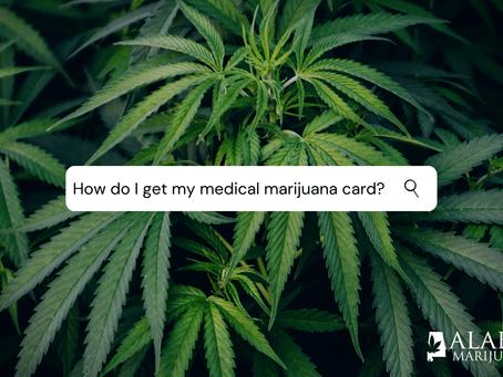 How To Get Your Medical Marijuana Card In Alabama