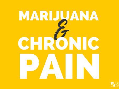 How Can Medical Marijuana Help Chronic Pain?