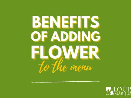 The Benefits of Louisiana Adding Flower To The Dispensary Menu