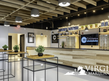 First Dispensary in Portsmouth, Virginia