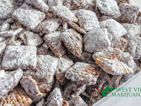 THC/CBD Infused Puppy Chow