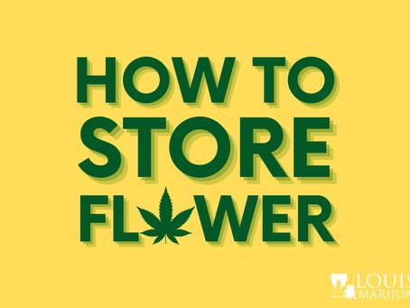 Tips and Tricks for the Storage of Medical Marijuana Flower: Does Marijuana Go Bad?