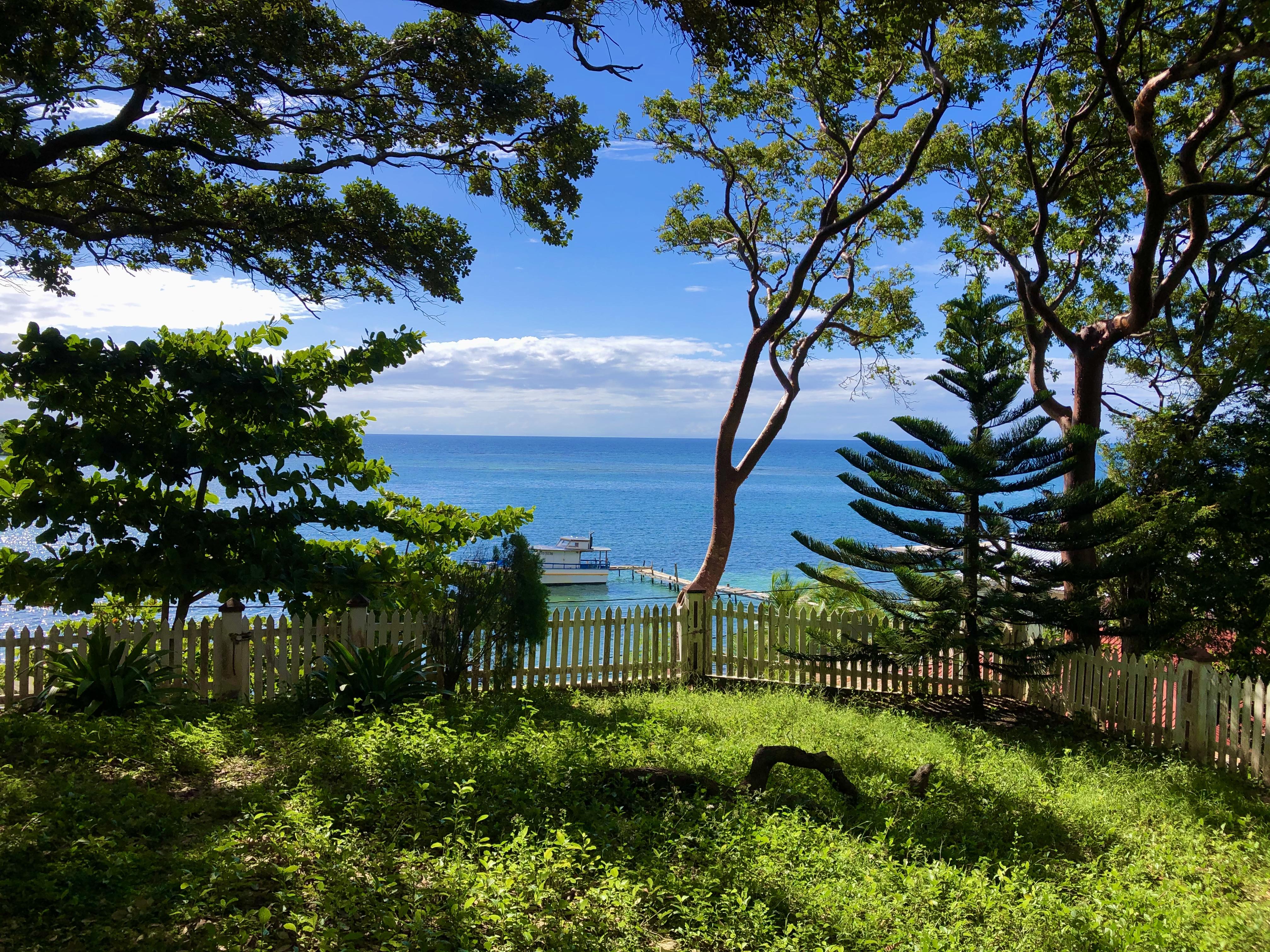 Ocean view roatan