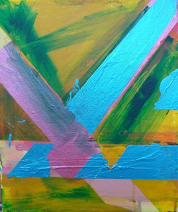 Abstract art by nicholas ashton