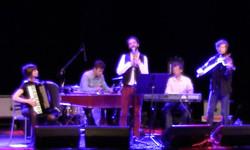 Amager Malakes performing in Aarhus 2015