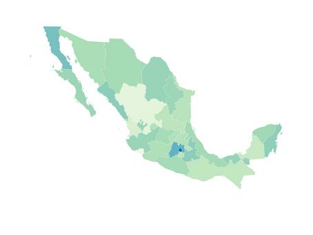 COVID-19 en México: los números.