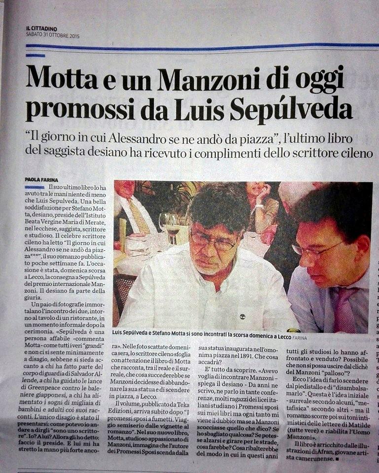 Il Cittadino Monza Brianza_31/10/15