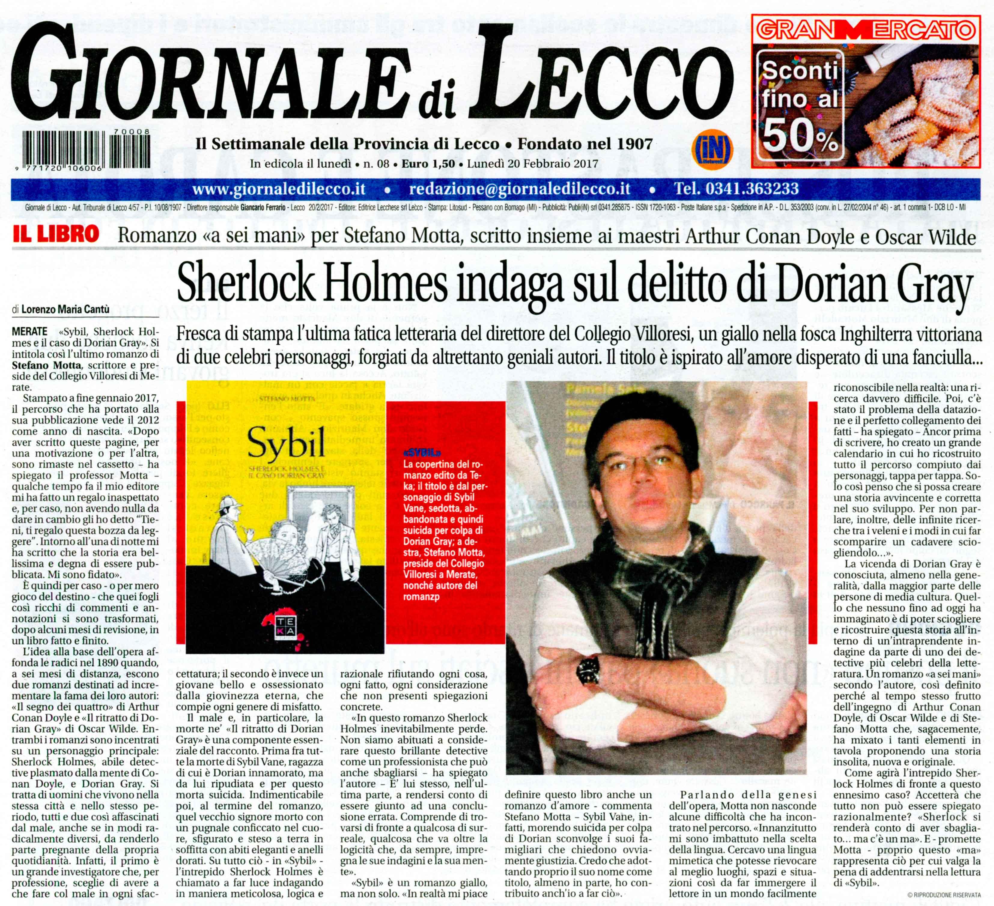 Giornale di Lecco_20feb17