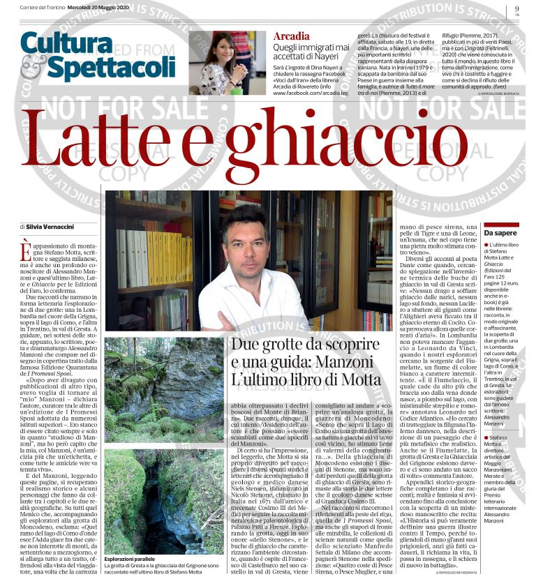 Corriere della Sera - Trentino_20-05-20_