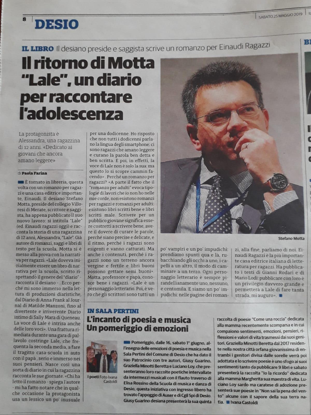 IlCittadino_25maggio2019, p. 8