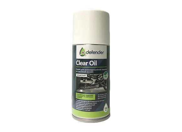Средство NHOU Clear Oil в аэрозольной упаковке 210 мл.