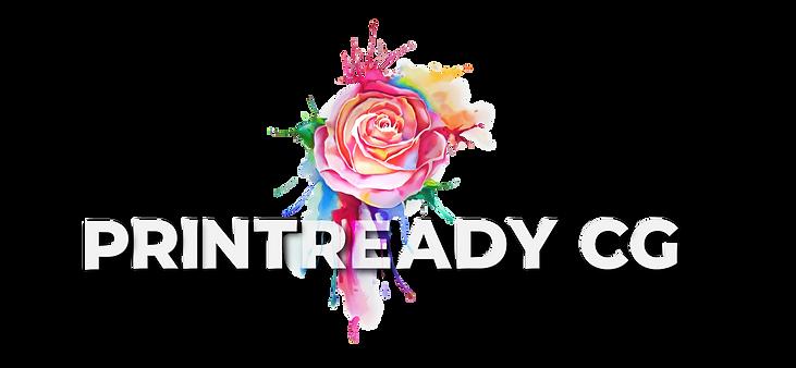 PrintReady CG logo