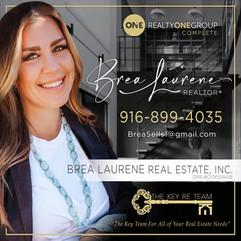 Real Estate Listing Sign