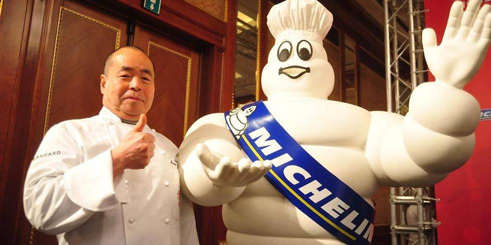 POLPETTE STELLATE con lo Chef Haruo Ichikawa