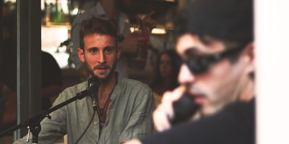 Jaspers live acustico + Meet & Greet