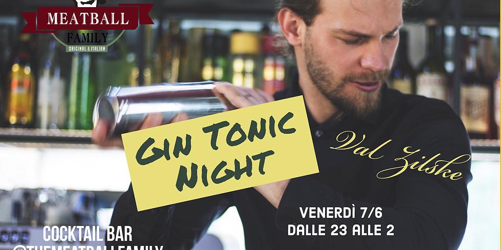 GIN TONIC NIGHT