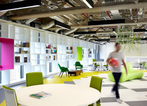 Five big trends that will dominate office designs in 2014