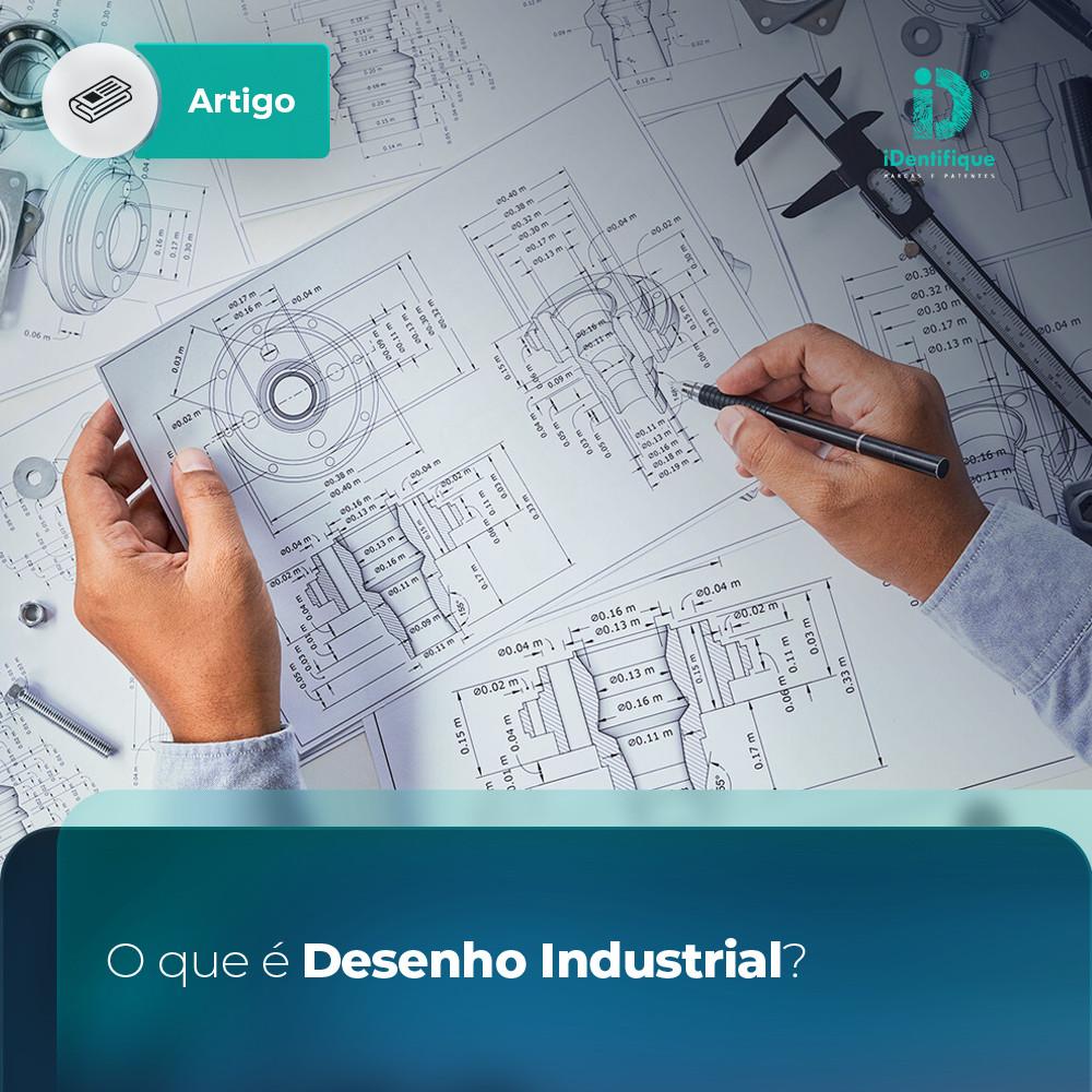 O que é desenho industrial