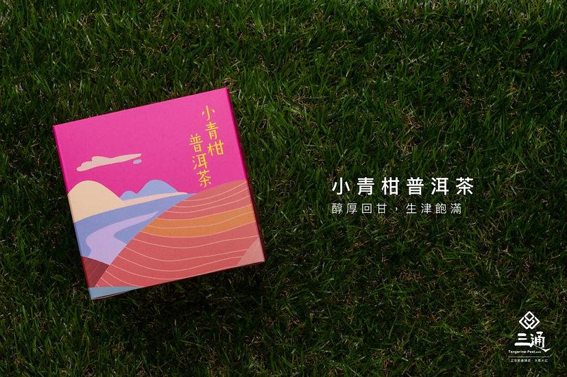 Civil Link Tea - Fragrant Tangerine Pu'er Tea / 小青柑普洱茶