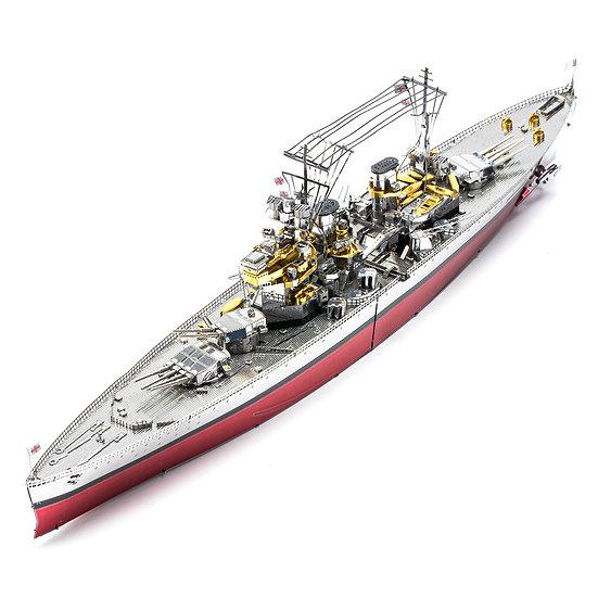 piececool - HMS Prince Of Wales / 威爾士親王號戰列艦