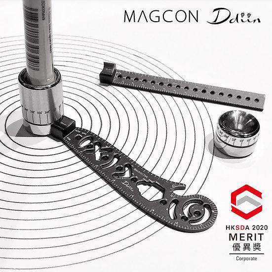 Ddiin Concept - MAGCON Aluminium Combo A