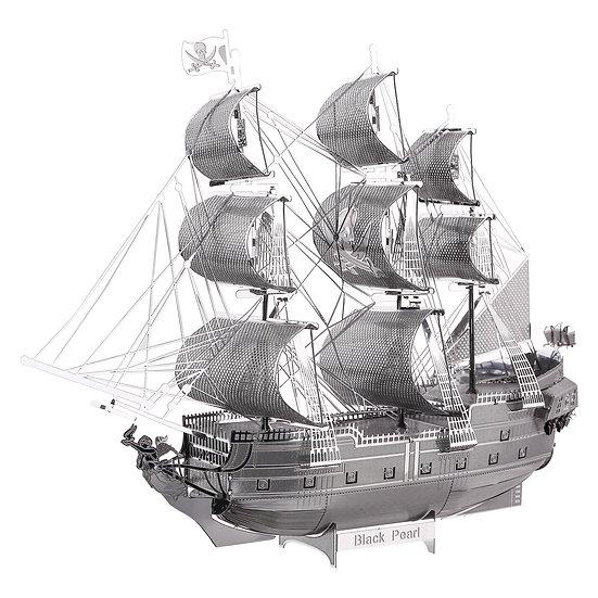 piececool -  Black Pearl / 黑珍珠海盜船