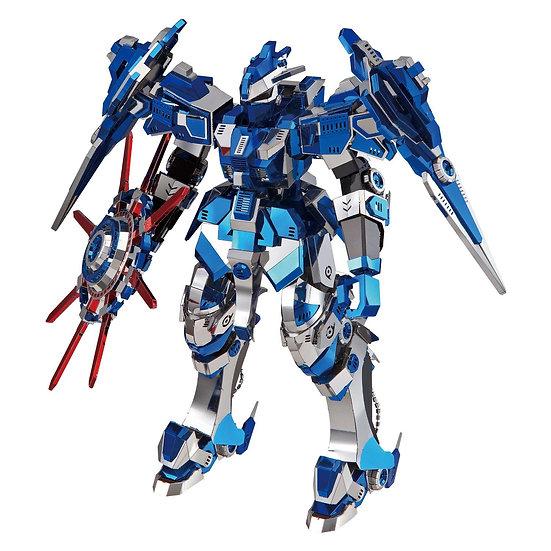 piececool - Blue Magnetic Rotation / 磁旋藍甲