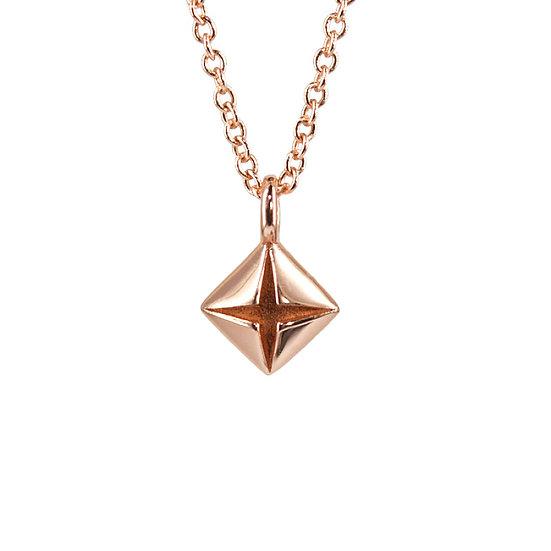 Classic Diamond Necklace - paper diamond®