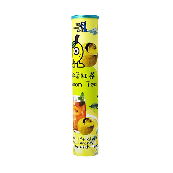ZeroToOne - Lemon Tea (7pcs) / 茶創樂 - 檸檬紅茶 (7粒裝)