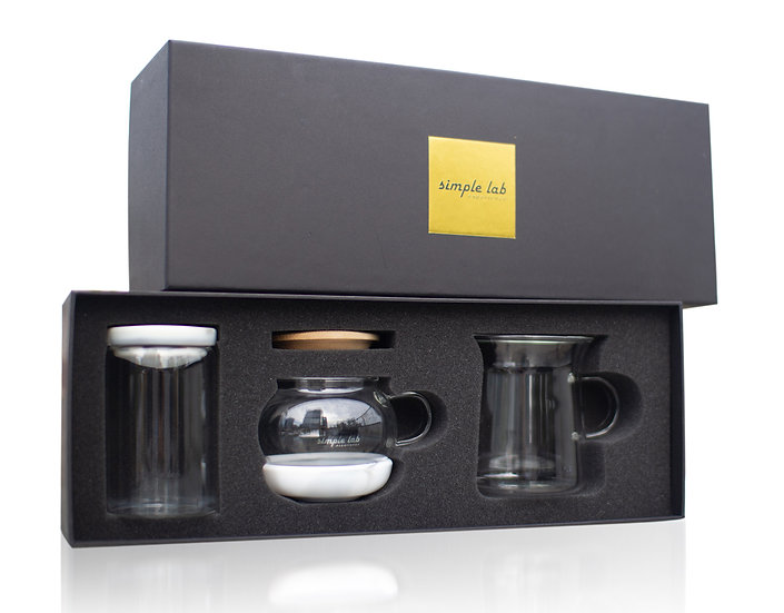 Simple Lab Experience - AIRO Magic Brewer + RINBO-S Bottle Premium Combo