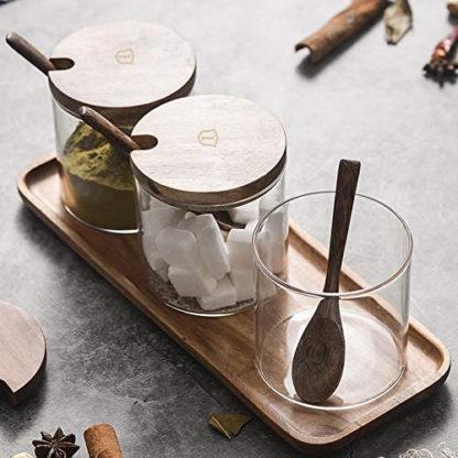 Islandoffer - Condiment Container Seasoning Box (Set of 3pcs)