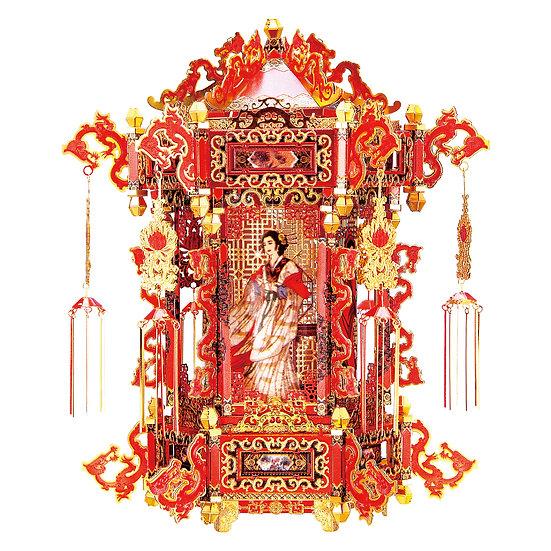 piececool - Palace Lantern / 宮燈