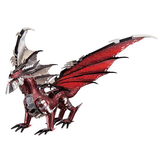 piececool - The Black Dragon / 黑龍王