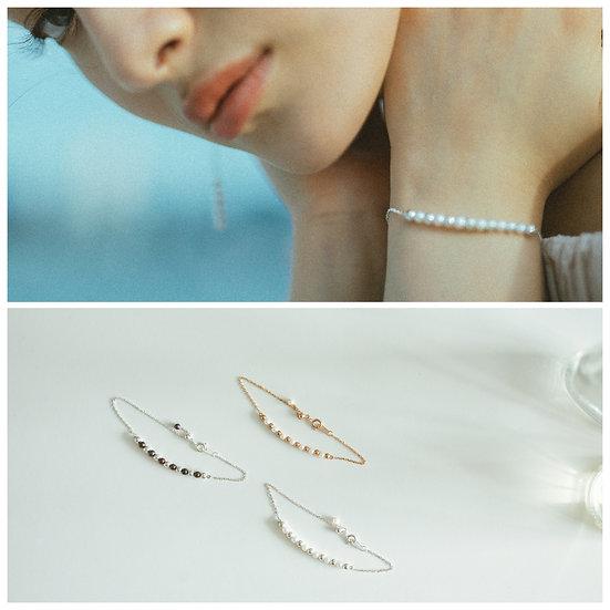 MINI SEEDS LONG Bracelet - A Z Z E  Jewelry