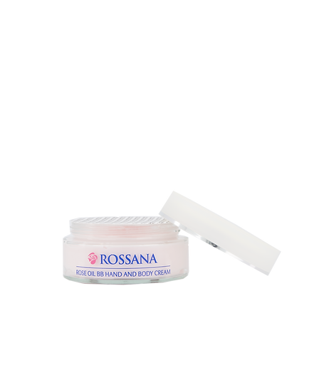 ROSSANA Rose Oil BB Hand and Body Cream 玫瑰油BB潤膚霜