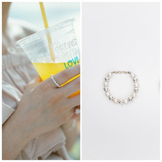 MINI SEEDS Ring - A Z Z E Jewelry