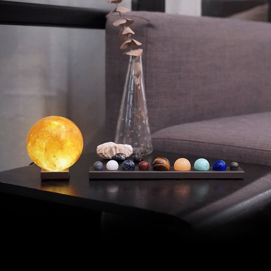 DeskSpace - Solar System Set Delux - Mood Lamp