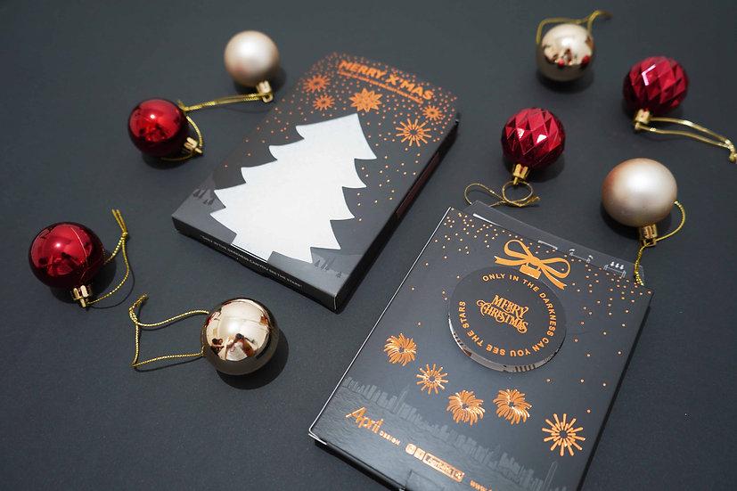 Sparkler Card - Star of Hope / 火卡 - 黑夜星光