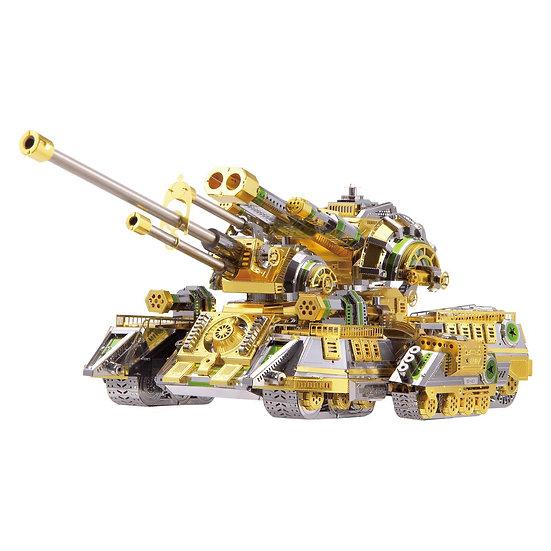 piececool - Skynet Spider Superheavy Tank / 天蛛重型戰車