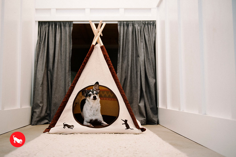 P.L.A.Y. - Teepee Tent - Classic