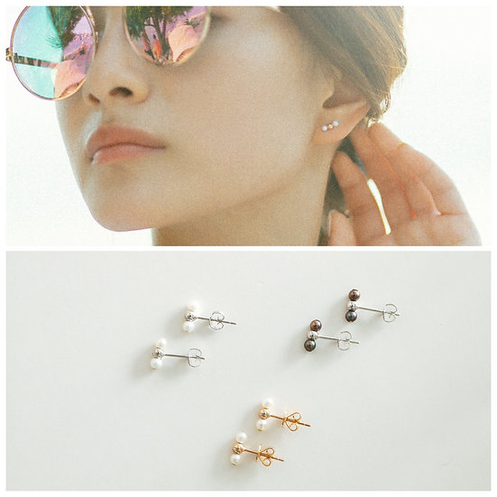 AZZE Jewelry - MINI SEEDS Earring / 迷你種子 珍珠耳環