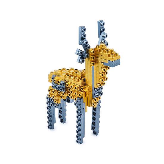 METOMICS - Deer 3-in-1 (Collector Series 002)/ 小鹿 3合1 (收藏家系列 002)