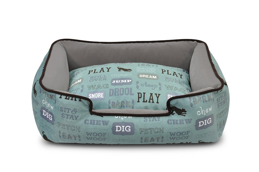 P.L.A.Y. - Lounge Bed - Dog's Life - S/M