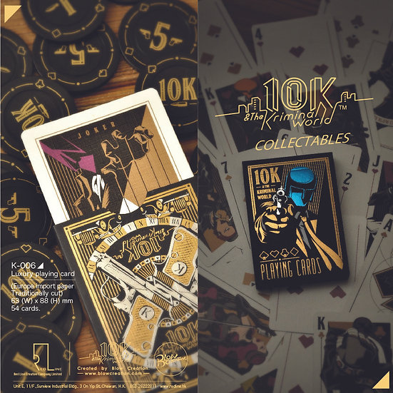 The 10K Playing Cards