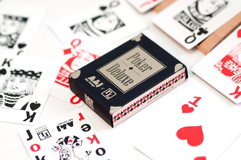 A&J Design - Poker by Journal de Chic (Poker only) / 我的撲克伴侶 (撲克牌)